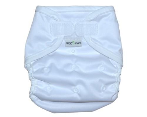 Непромокаемый чехол. Белый. На липучке (3,5-15 кг)