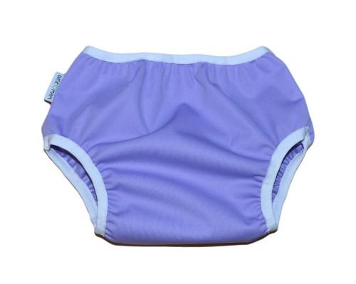 Непромокаемая обложка-трусики Фиолетовая