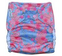 Подгузник Классика с карманом Pocket Цветы