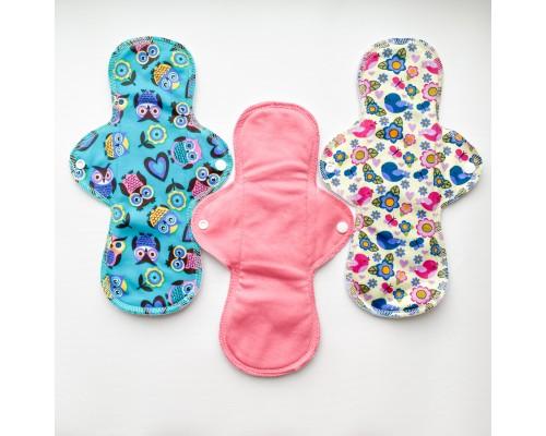 Женские гигиенические прокладки для КД ночные