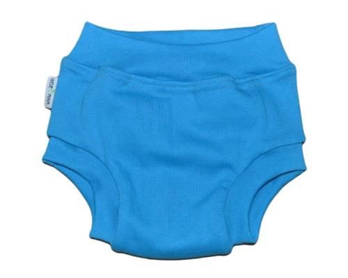Трусики с карманом синие